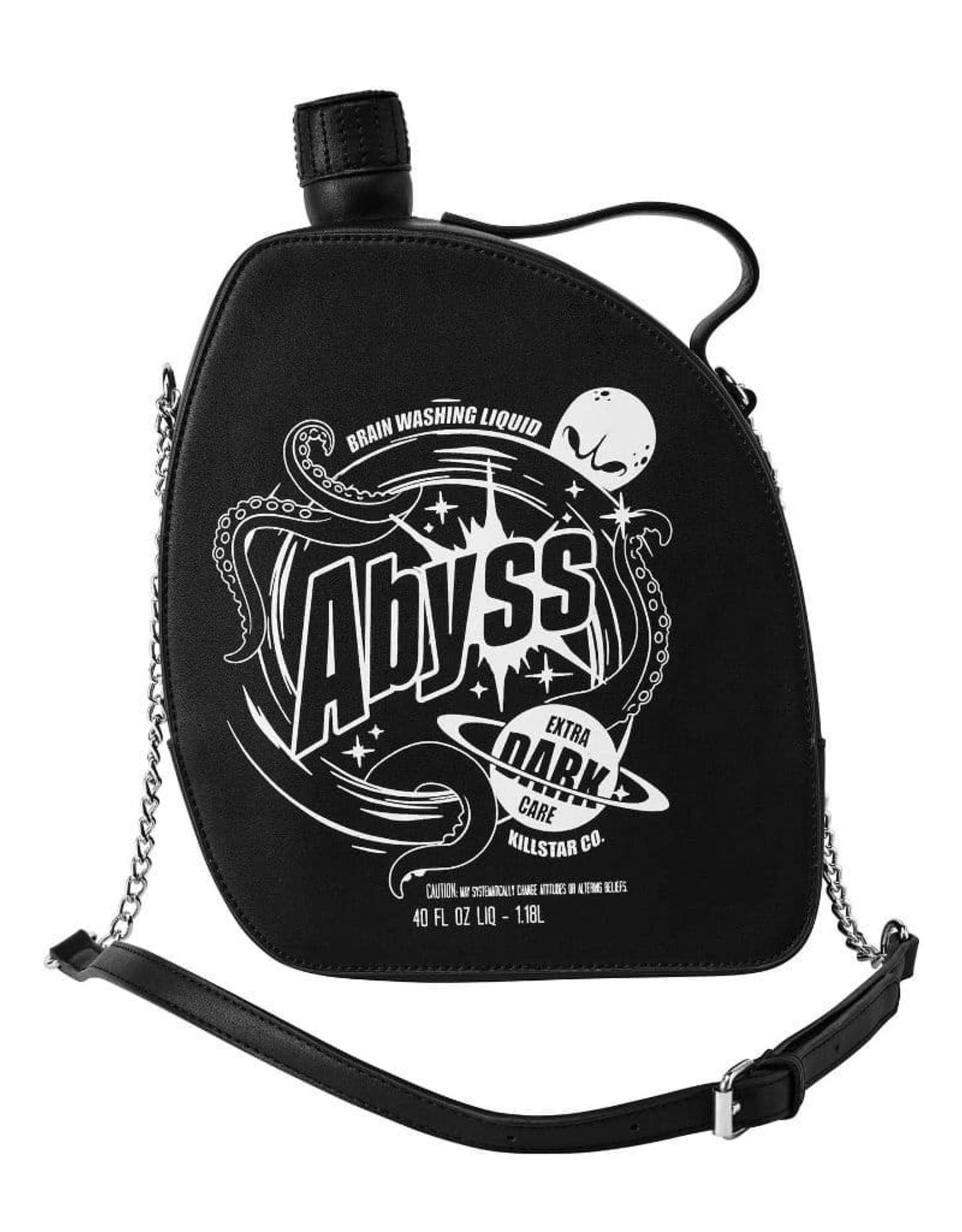 Killstar Gothic bags Steampunk bags - Killstar handbag Abyss Detergent