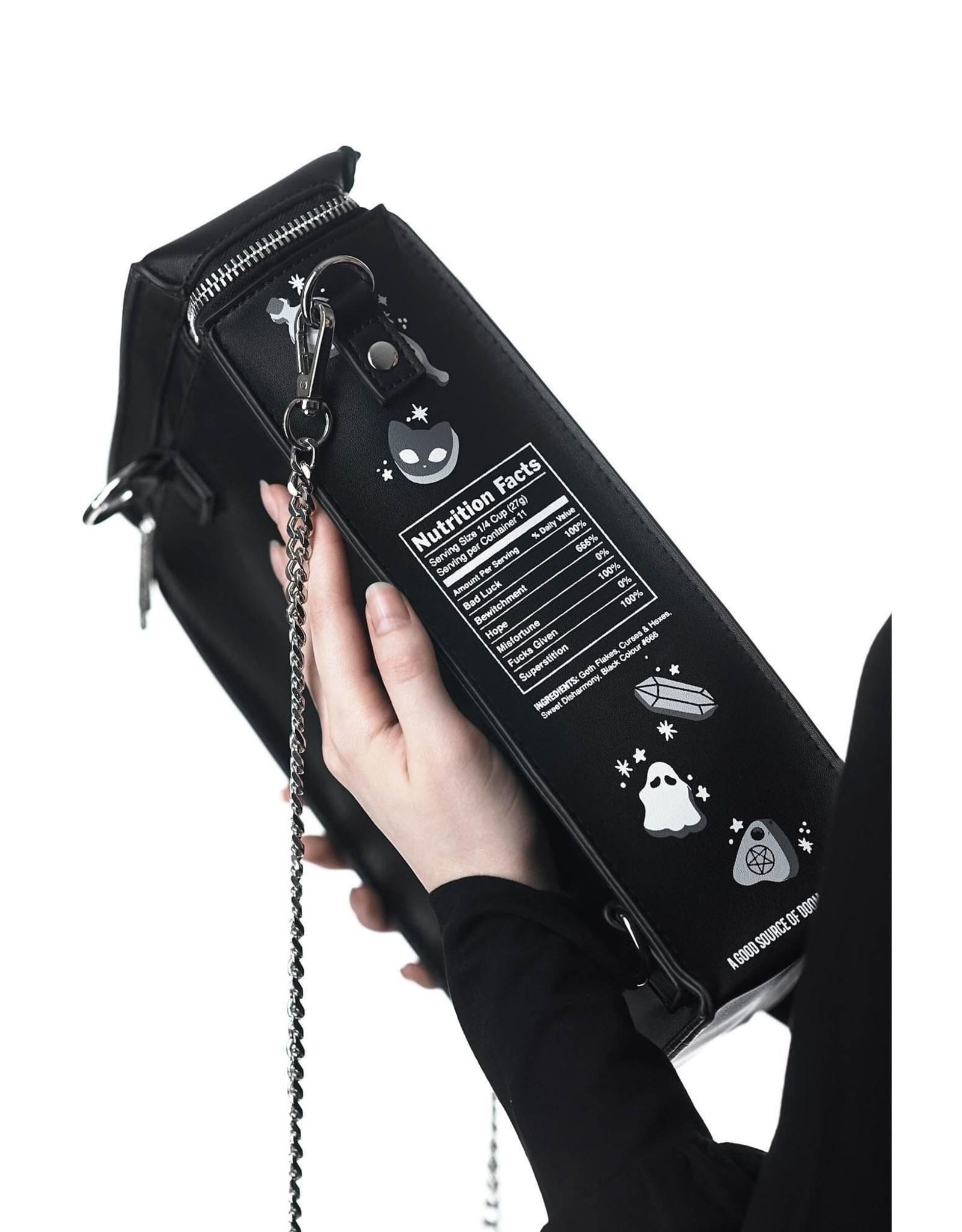 Killstar Gothic tassen Steampunk tassen -  Killstar rugtas Unlucky