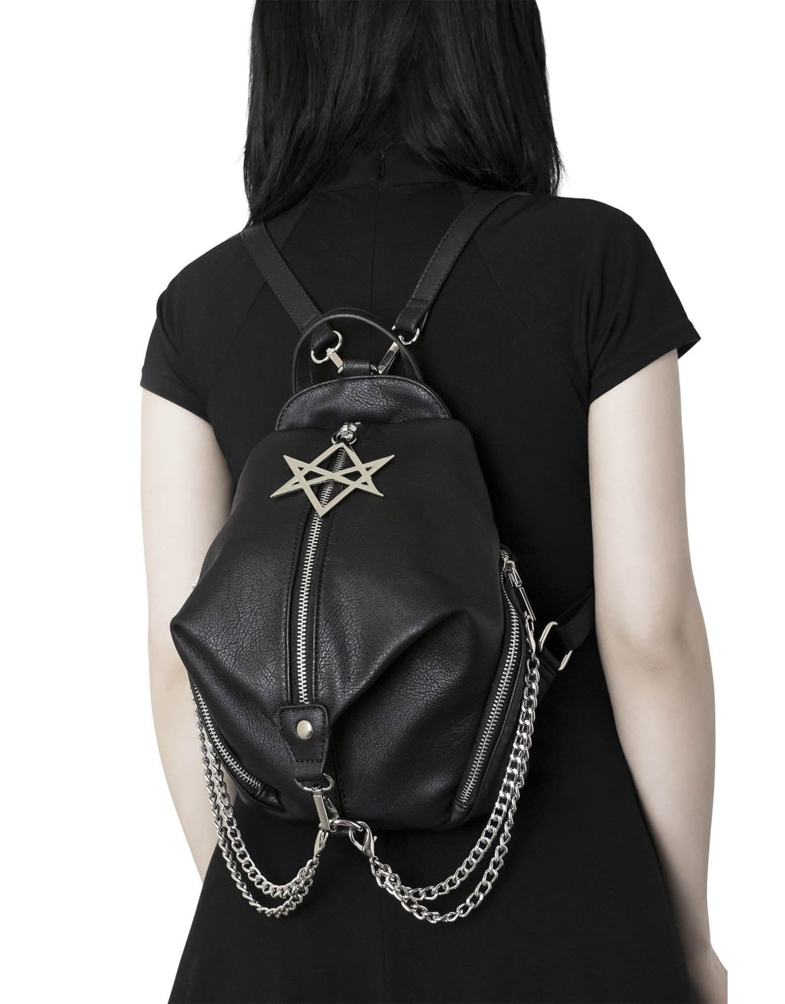 Killstar Gothic tassen Steampunk tassen -  Killstar rugzak Sacred Sixx