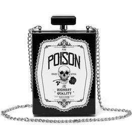 Killstar Killstar clutch bag Pure Poison