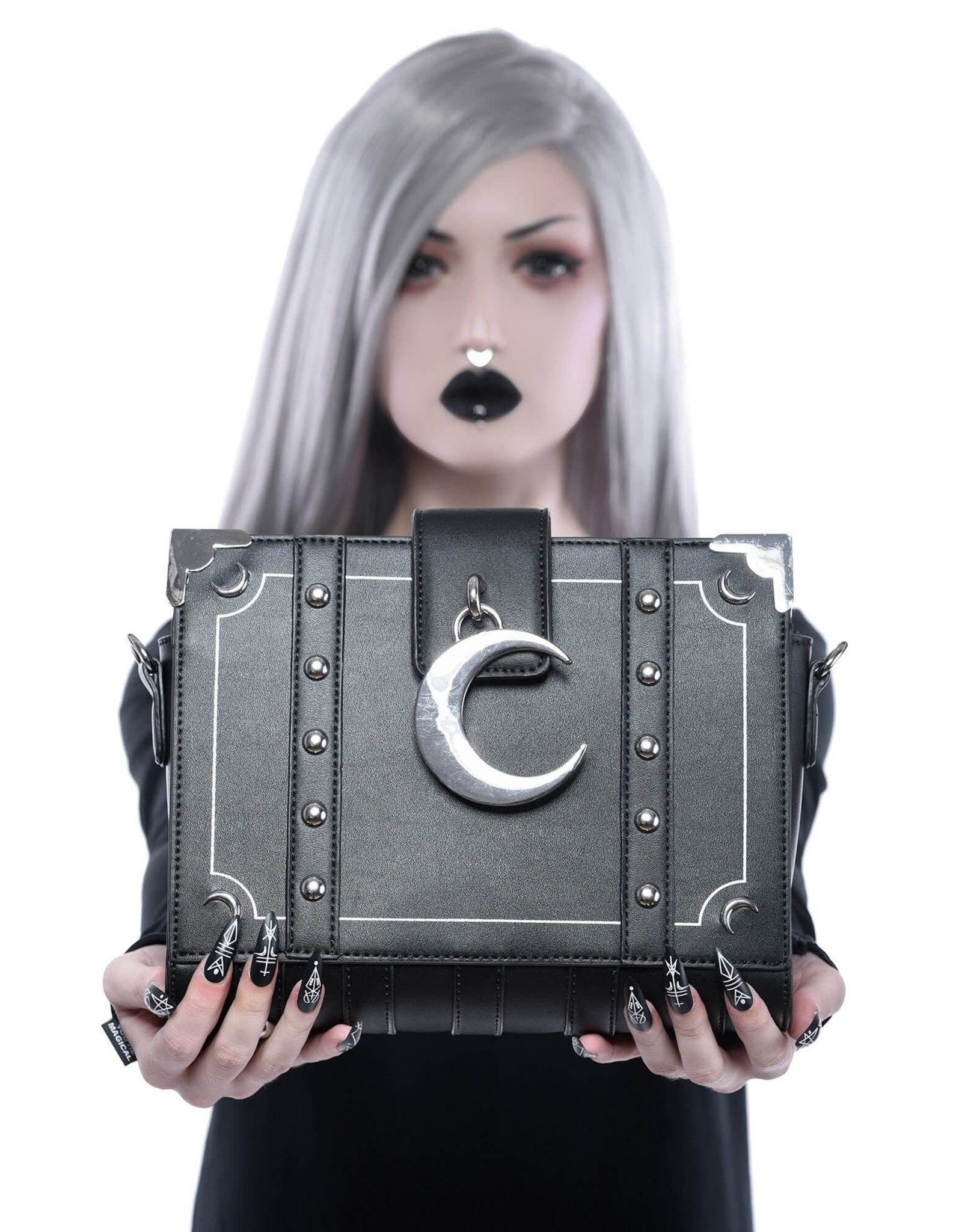 Killstar Gothic tassen Steampunk tassen -  Killstar handtas Myth