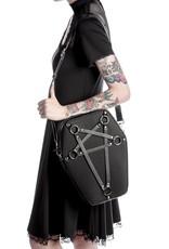 Killstar Gothic bags Steampunk bags - Killstar backpack-shoulder bag Hexellent