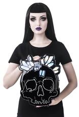 Killstar Gothic tassen Steampunk tassen -  Killstar schoudertas-rugtas Druzy