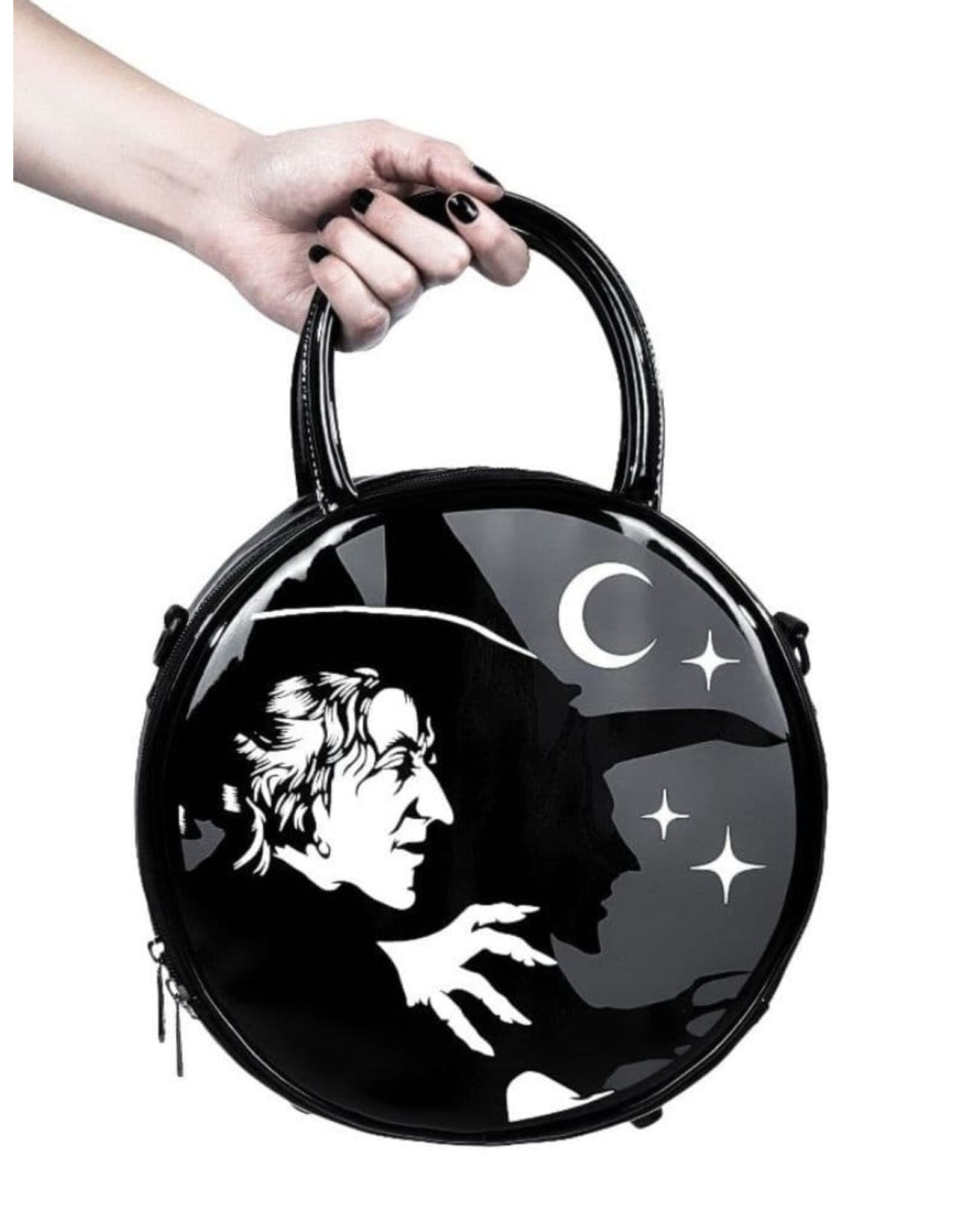 Killstar Gothic bags Steampunk bags - Killstar She's A Witch handbag