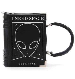 Killstar Kiilstar Need Space handbag book