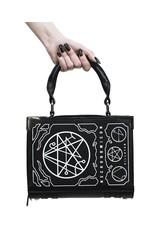 Killstar Gothic tassen Steampunk tassen - Killstar Necronomicon handtas