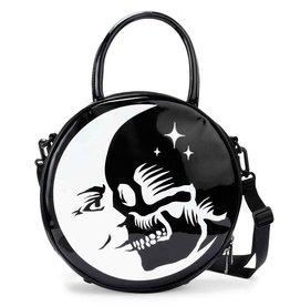 Killstar Killstar Luna Morte handbag round lacquer
