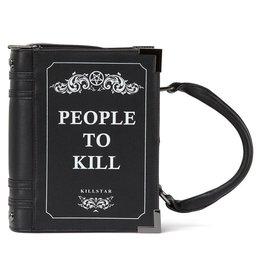 Killstar Killstar Kill List Book handbag
