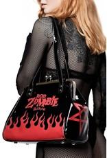 Killstar Gothic bags Steampunk bags - Killstar Hot Hell Rob Zombie handbag