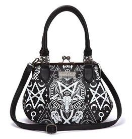 Killstar Killstar Holly Wouldn't handbag Baphomet