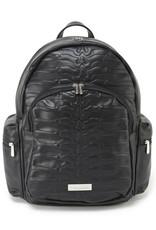 Killstar Gothic bags Steampunk bags - Killstar backpack Hellrazer Spine print