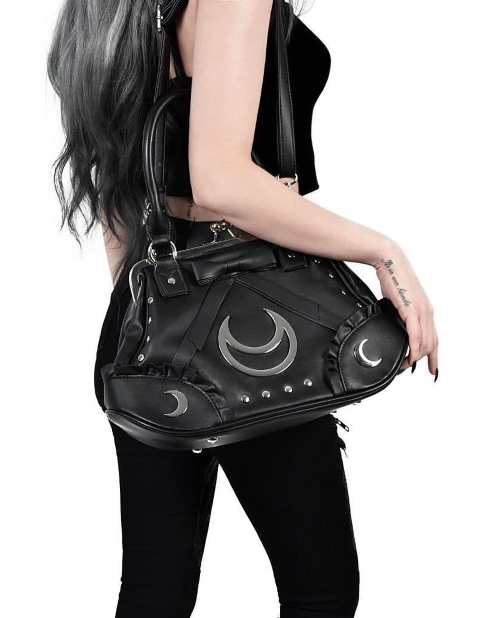 Killstar Gothic tassen Steampunk tassen - Killstar Diana handtas