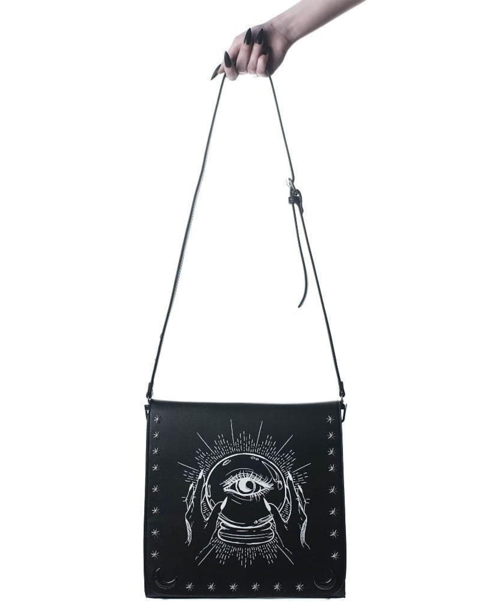 Killstar Gothic bags Steampunk bags - Killstar  Crystal Gazer handbag