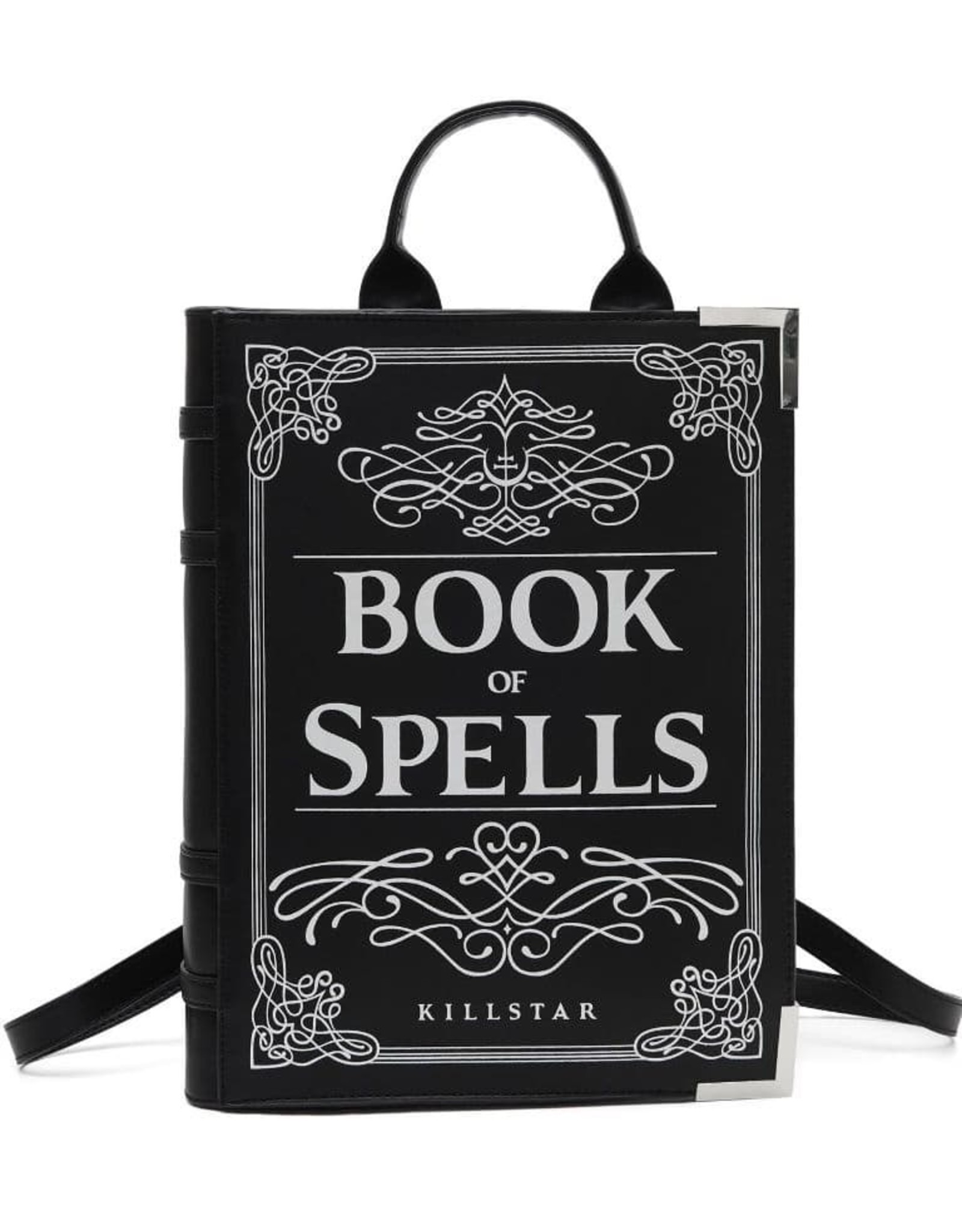 Killstar Gothic bags Steampunk bags - Killstar backpack Book of Spells