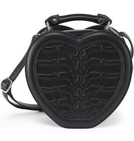 Killstar Killstar Black Heartz handbag