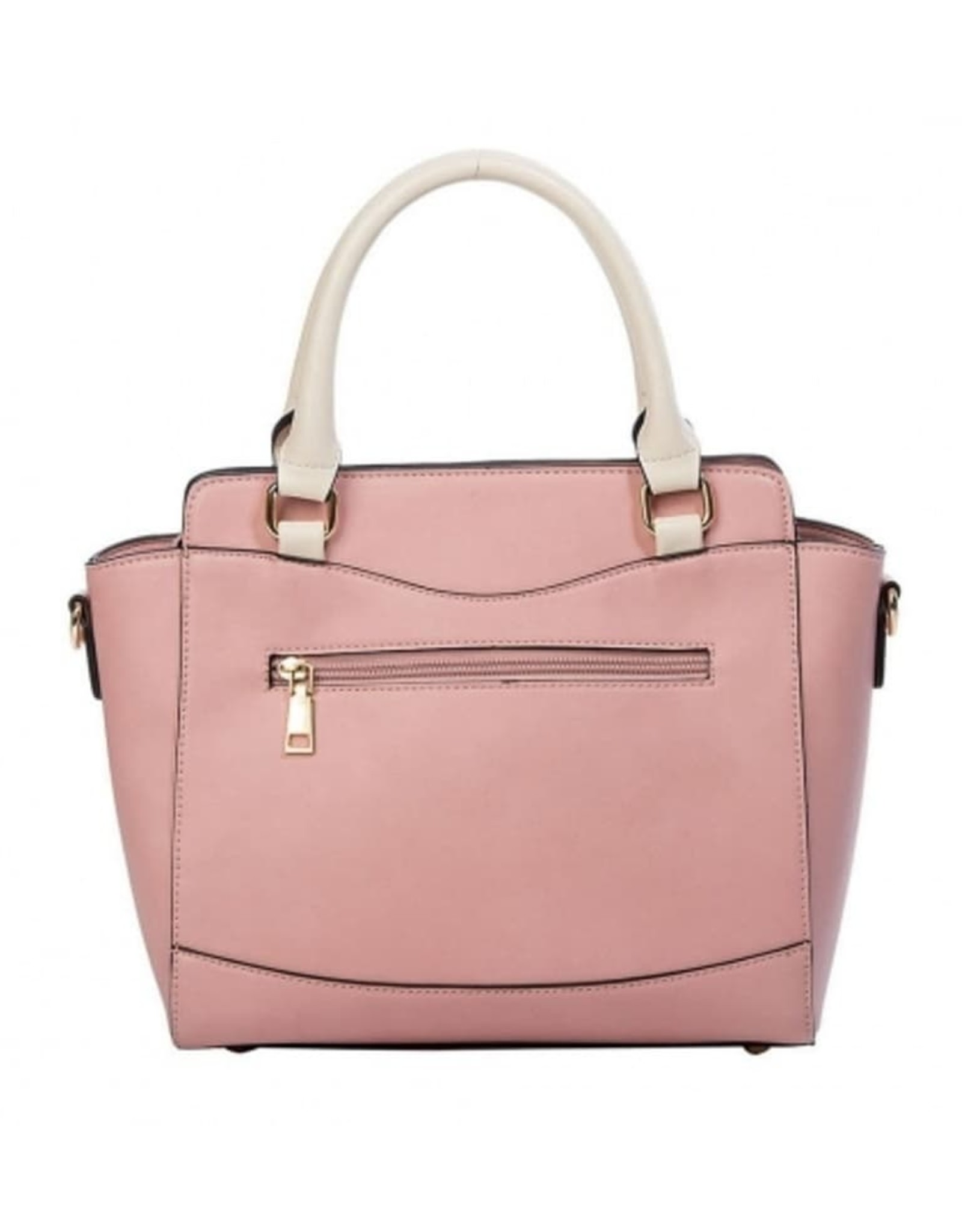 Banned Retro tassen Vintage tassen - Banned Retro handtas Flamingo (rose)