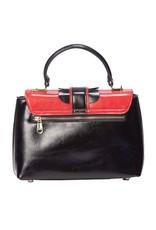 Banned Retro bags Vintage bags - Banned Retro handbag red/black