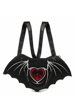 Gothic Gothic tassen en Steampunk tassen - Banned  Bat out of Hell rugzak