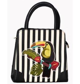 Banned Banned Vintage handbag Toucan