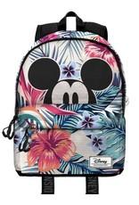 Katactermania Disney tassen - Disney Mickey rugzak met usbaansluiting en koptelefoon aansluiting