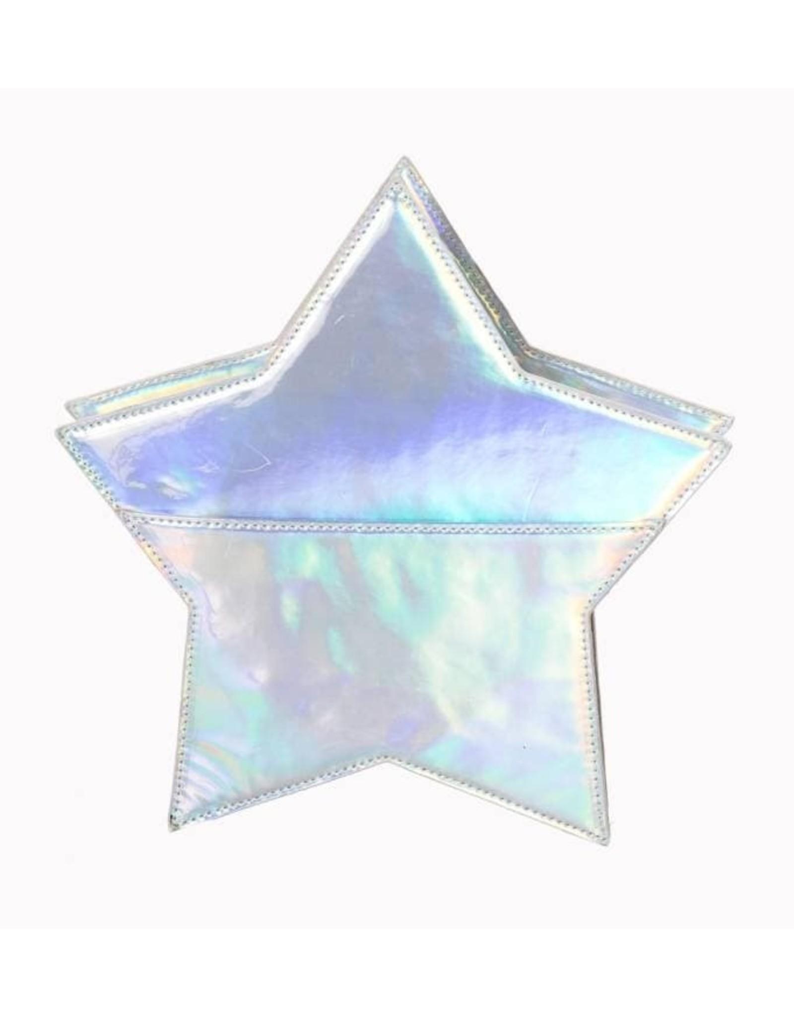fantasy Fantasy tassen - Holografische Ster tas Banned