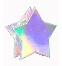 fantasy Holographic Star  bag Banned