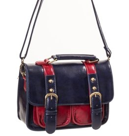 Retro Banned Leila vintage shoulder bag