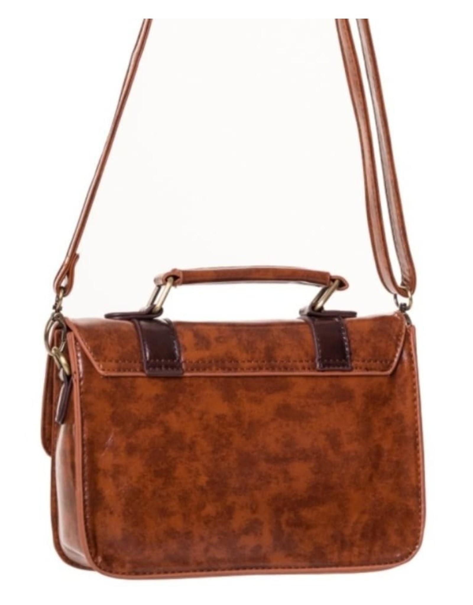 Retro Retro tassen Vintage tassen - Banned Leila Vintage schoudertas