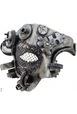 Alator Gothic en Steampunk accessoires - Steampunk Masker Mechanical Phantom