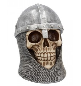 Alator Skull A Knight To Remember - Nemesis Now