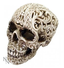 Alator Skull Celtic Decadent - Nemesis Now