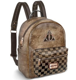 Katactermania Harry Potter Dathly Hellows backpack 31cm