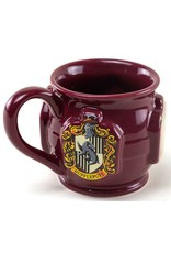 Harry Potter Bekers en kelken - GB Eye mok Harry Potter 3D Crest bordeaux 500 ml