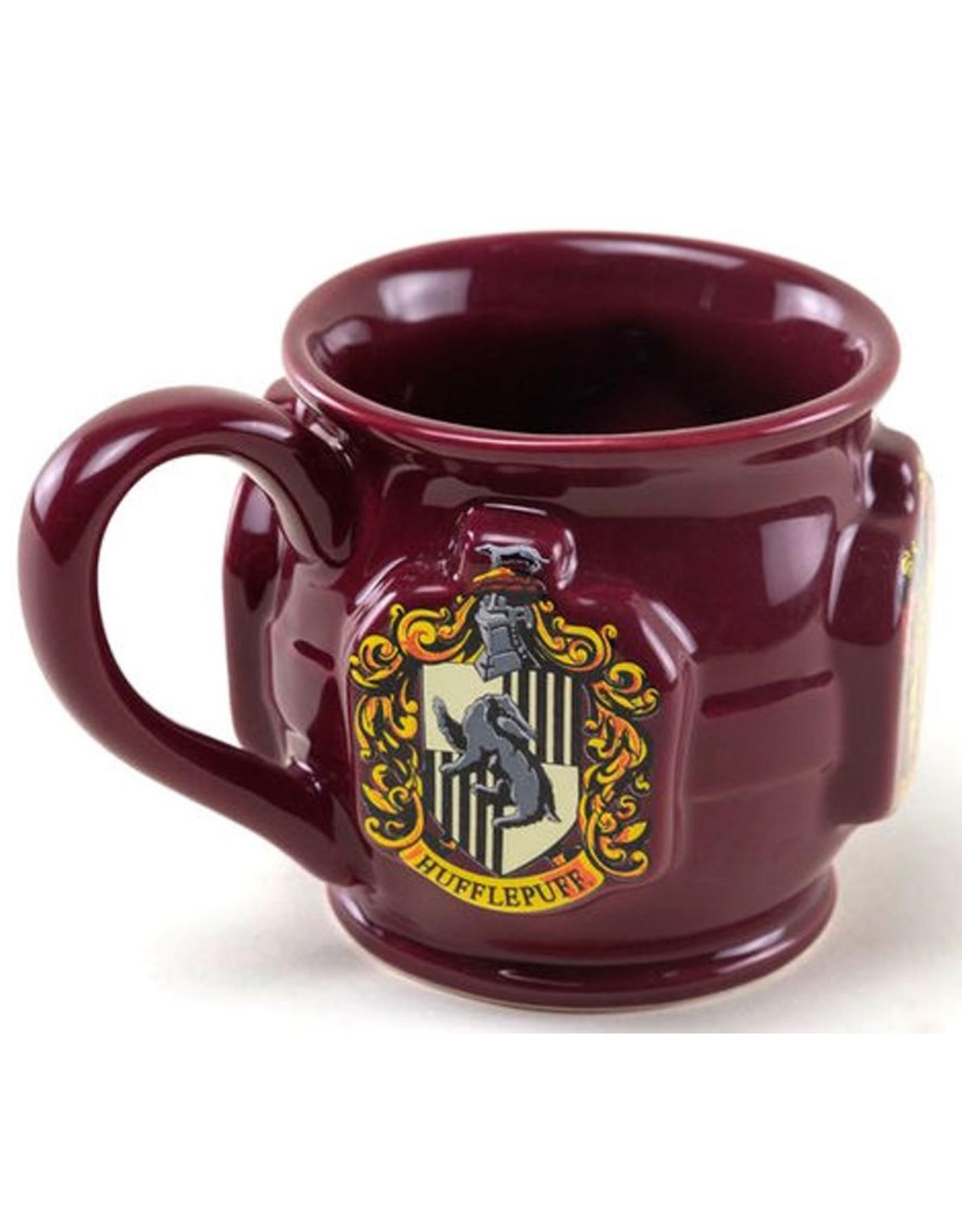 Harry Potter Tankards and goblets - Harry Potter 3D mug Crest bordeaux 500 ml