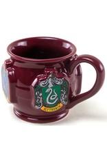Harry Potter Bekers en kelken -  Harry Potter 3D mok Crest bordeaux 500 ml
