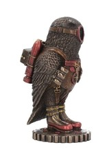 Veronese Design Collectables - Steampunk Uil beeldje Odd Wing - Nemesis Now
