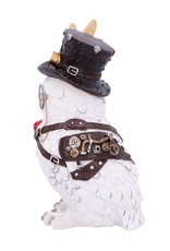 Alator Collectables - Steampunk uil Cogsmiths, beeld 23,5 cm - Nemesis Now