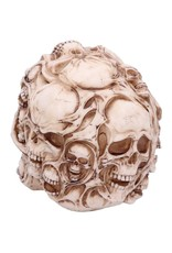 James Ryman Schedels - Skull of Skulls schedel van James Rayman - Nemesis Now