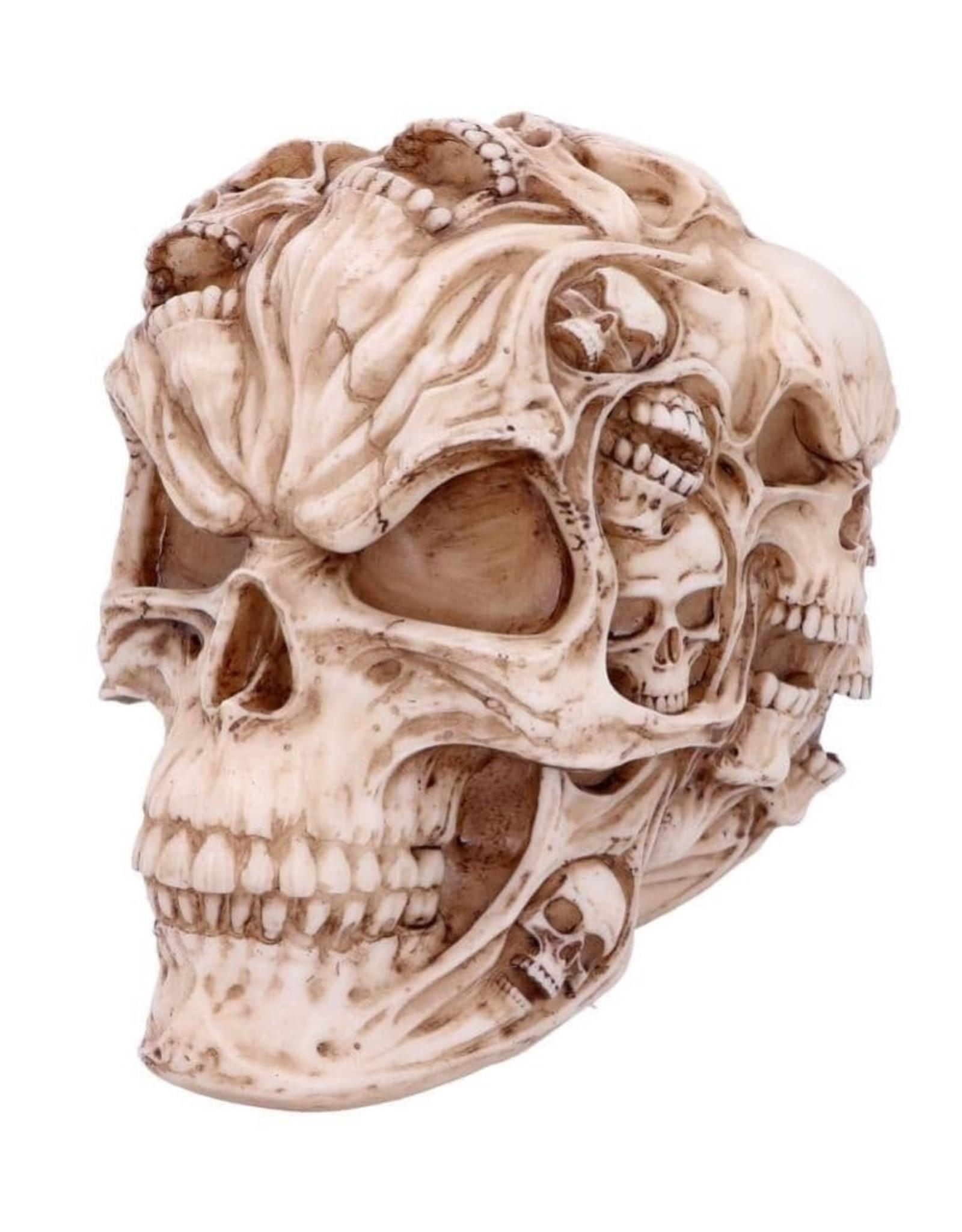 James Ryman Schedels - Skull of Skulls schedel van James Rayman - Nemesis Now