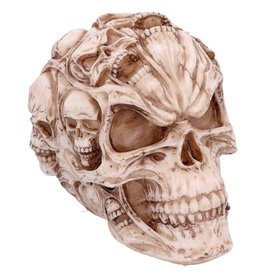James Ryman Skull of Skulls schedel van James Rayman - Nemesis Now