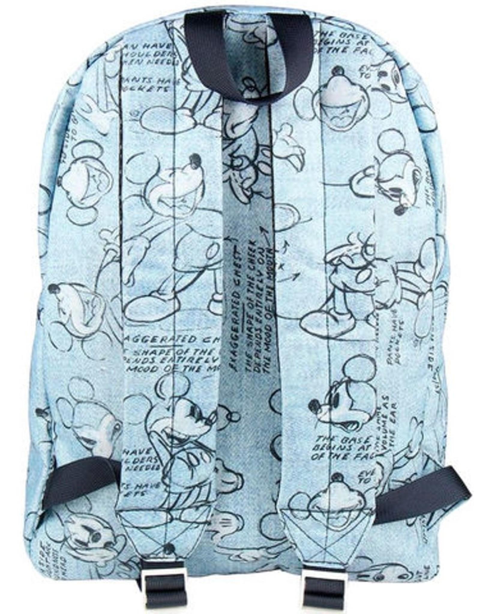 Cerda Disney tassen - Disney Mickey comics rugzak 44cm