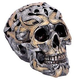Alator Skull Tribal Traditions 14 cm - Nemesis Now