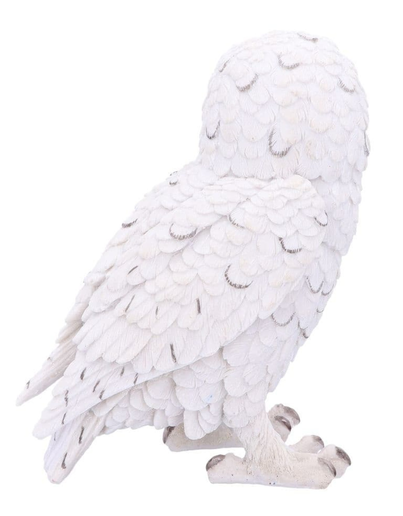 Alator Collectables - Snowy Watch Witte Uil beeld Large (20cm ) - Nemesis Now