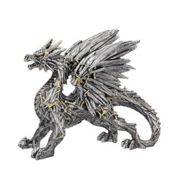 Alator Swordwing Dragon figurine - Nemesis Now