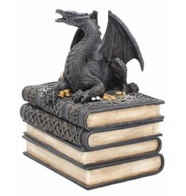 Alator Gothic jewelry box Secrets of the Dragon