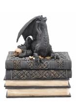 Alator Gothic en Steampunk accessoires - Gothic juwelendoosje Secrets of the Dragon