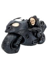 """Nemesis Now Collectables -  Skelet op de Motor  """"Speed Freak""""  - Nemesis Now"""
