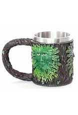 Alator Tankards and goblets - Fantasy Tankard Heart of the Forest - Nemesis Now