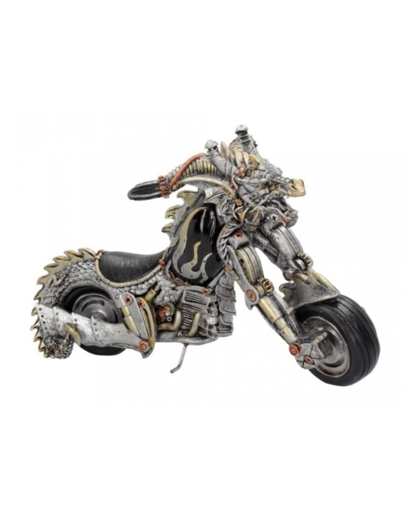 Alator Collectables - Dracus Birota Gothic Motor miniatuur - Nemesis Mow