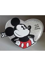 Disney Disney tassen - Disney Mad about Mickey hart schoudertasje